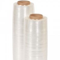 "Heavy Duty Pre-Stretch Film, 38 Gauge, 14 1/2"" x 1500'"
