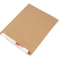 "Kraft Paper Merchandise Bags, #15 - 15 x 18"""