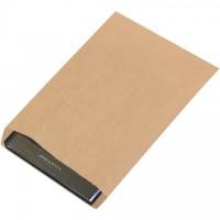 "Kraft Paper Merchandise Bags, #8 - 8 1/2 x 11"""