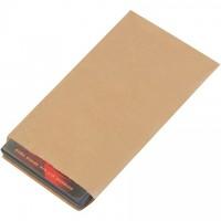 "Kraft Paper Merchandise Bags, #6 - 6 1/4 x 9 1/4"""