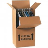 "Wardrobe Boxes, 24 x 20 x 34"""