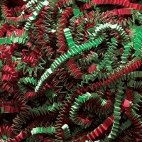 Crinkle Paper, Christmas, Blends