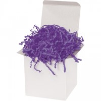 Crinkle Paper, Purple, 10 Pounds