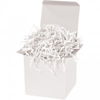 Crinkle Paper, White, 10 Pounds