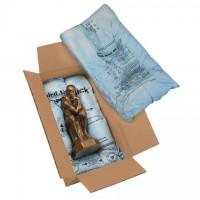"Instapak Quick® Room Temperature Heavy-Duty Expandable Foam Bags (Bulk Pack) - #45, 18 X 20"""