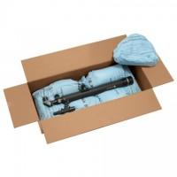 "Instapak Quick® Room Temperature Expandable Foam Bags (Bulk Pack) - #10, 15 X 18"""