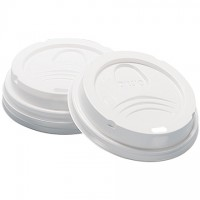Dixie® Perfect Touch Cups Lids, 8 oz.