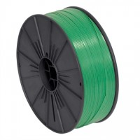 "Plastic Twist Tie Spool, Green 5/32"" x 7000'"