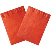Tyvek® Envelopes, Red, 9 x 12""