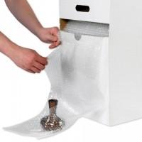 "12"" x 175' Adhesive Bubble Dispenser Boxes"