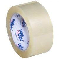 """Clear Carton Sealing Tape, Industrial, 2"""" x 55 yds., 3.5 Mil Thick"""