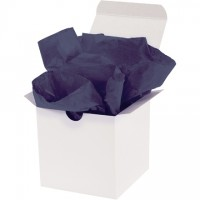 "Midnight Blue Tissue Paper Sheets, 20 X 30"""