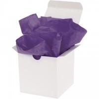 "Purple Tissue Paper Sheets, 15 X 20"""