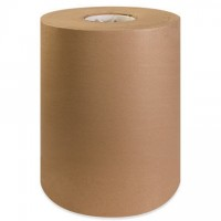 "Kraft Paper Rolls, 12"" Wide - 40 lb."
