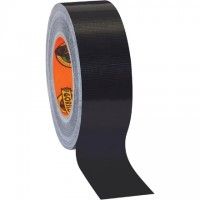 """Gorilla® Black Duct Tape, 2"""" x 35 yds., 17 Mil Thick"""