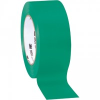 "3M 3903 Green Duct Tape, 2"" x 50 yds., 6.3 Mil Thick"