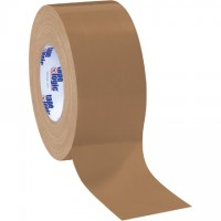 """Brown Duct Tape, 3"""" x 60 yds., 10 Mil Thick"""