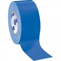 """Blue Duct Tape, 3"""" x 60 yds., 10 Mil Thick"""