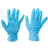 Kimberly Clark® Blue Nitrile Gloves - 6 Mil - Xlarge