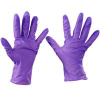 Kimberly Clark® Purple Nitrile Gloves - 6 Mil - Exam Grade, Large