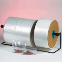 "Heavy-Duty Poly Tubing, 6"" x 725', 6 Mil"