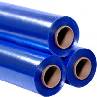 "VCI Stretch Wrap - 100 Gauge, 18"" x 1500'"
