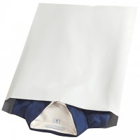 Poly Mailers With Tear Strip, 14 1/2 x 19""