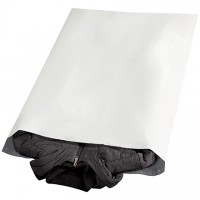 Poly Mailers With Tear Strip, 24 x 36""