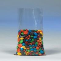 "Flat Polypropylene Bags, 2 x 3"", 1.5 Mil"
