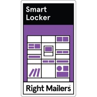 Right Mailers™ Smart Locker Labels
