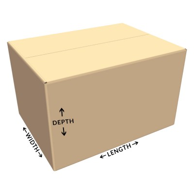 Custom Regular Slotted Carton