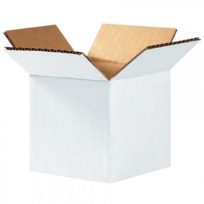 Corrugated Boxes, 4 x 4 x 4