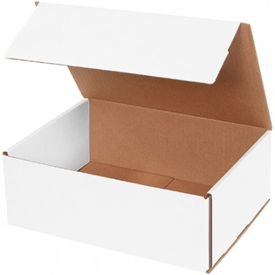 Indestructo Mailers, White, 11 x 8 x 4