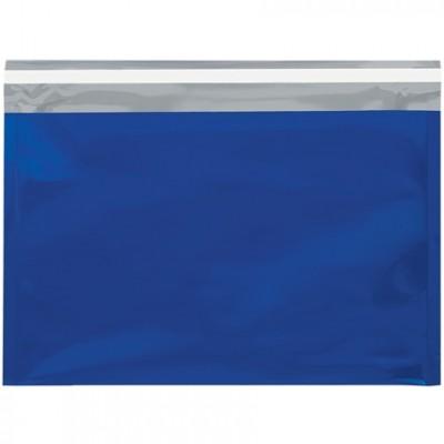 Glamour Mailers, Flat, Metallic Blue, 9 1/2 x 12 3/4