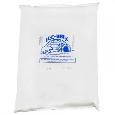 Ice-Brix™ 48 oz. Cold Packs - 10 1/4 X 8 X 1 1/2