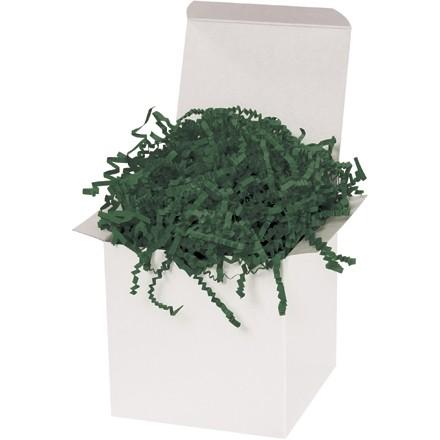 Papier froissé - 10 lb, vert forêt