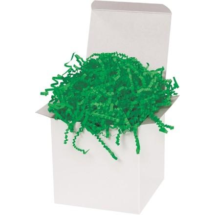 Papier froissé - 10 lb, vert
