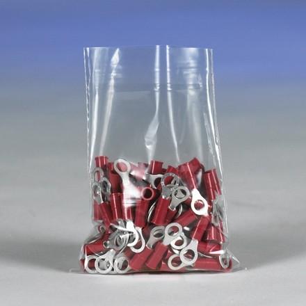2 sacs de 10 po en polyester industriel de 3 mil