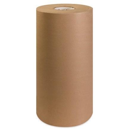 Rouleau de papier kraft de 30 lb - 18 po x 1 200 pi