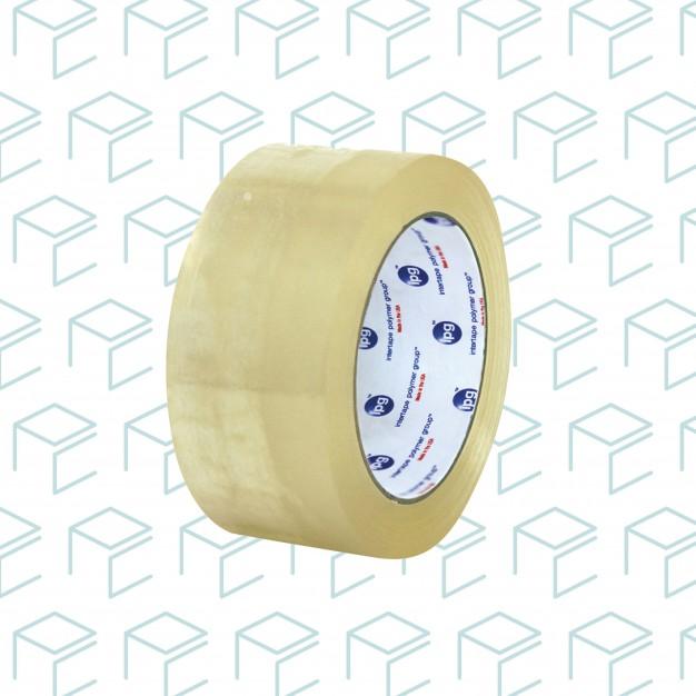 """Ruban d'emballage transparent, 1.9 """"x 328 '"""