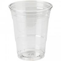 Dixie® Gobelets en plastique transparent, 16 oz.
