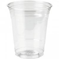 Dixie® Gobelets en plastique transparent, 12 oz.