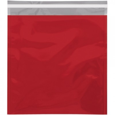 "Mailers Glamour Metallic - 10 x 13 "", rouge"