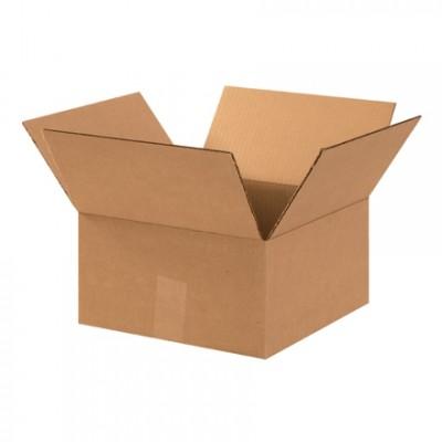 "Boîtes plates 12 x 12 x 6 """