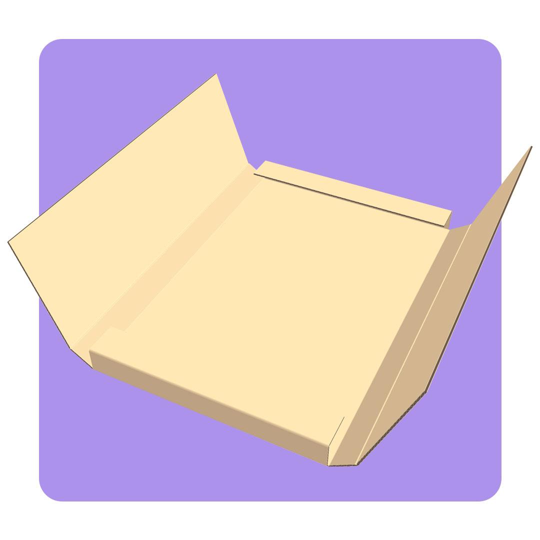 Mailer facile à plier
