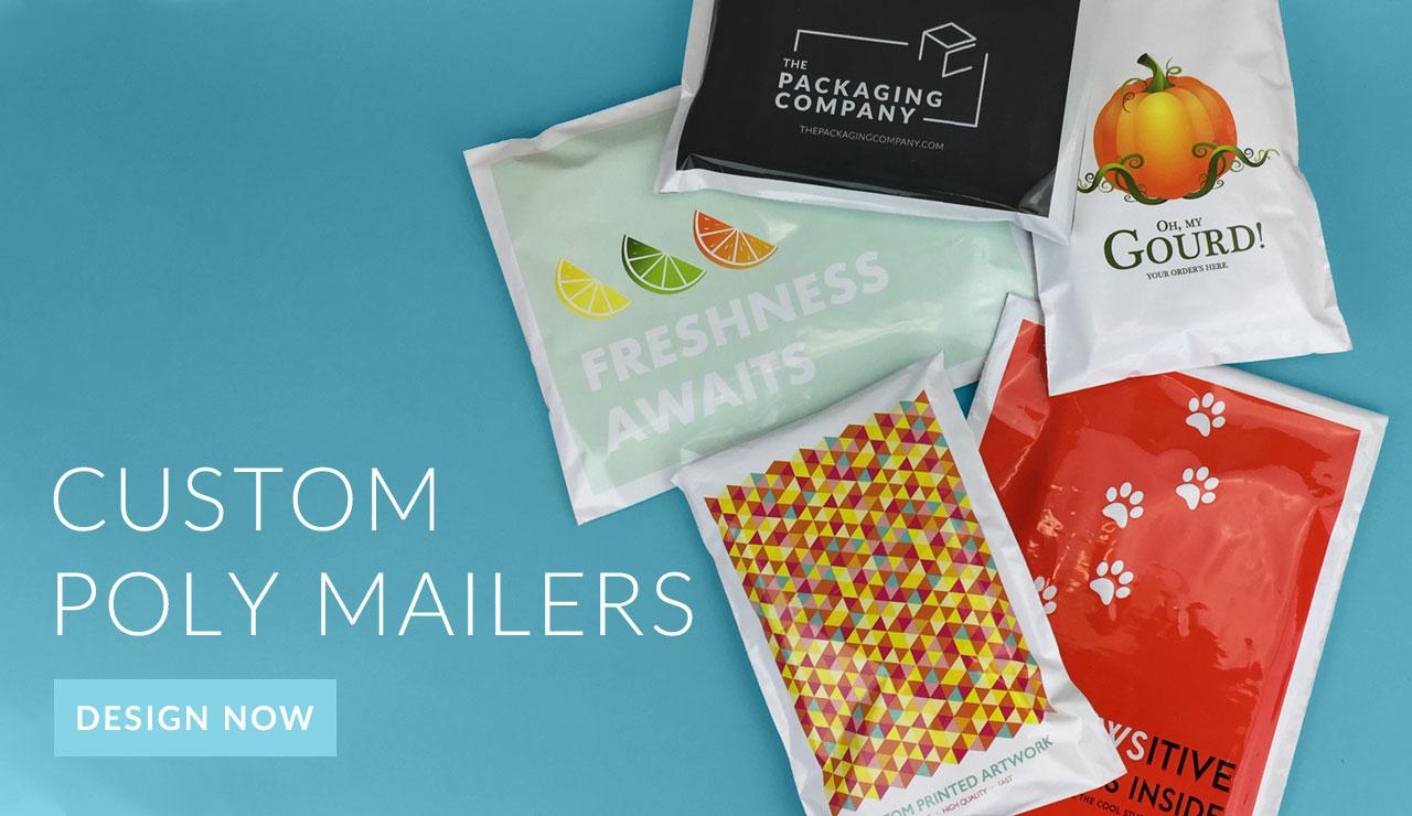 Custom Poly Mailers